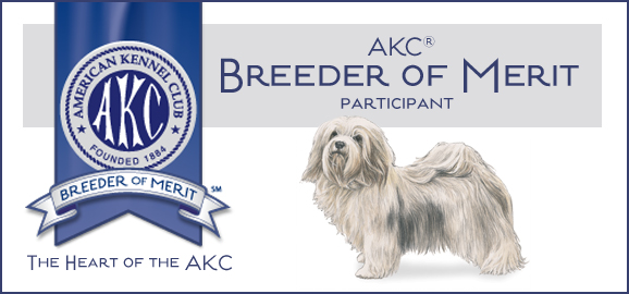 Breeder of Merit!!